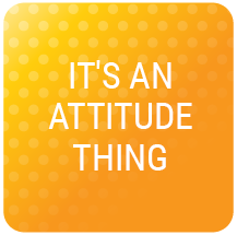 IT'S AND ATTITUDE THINGS
